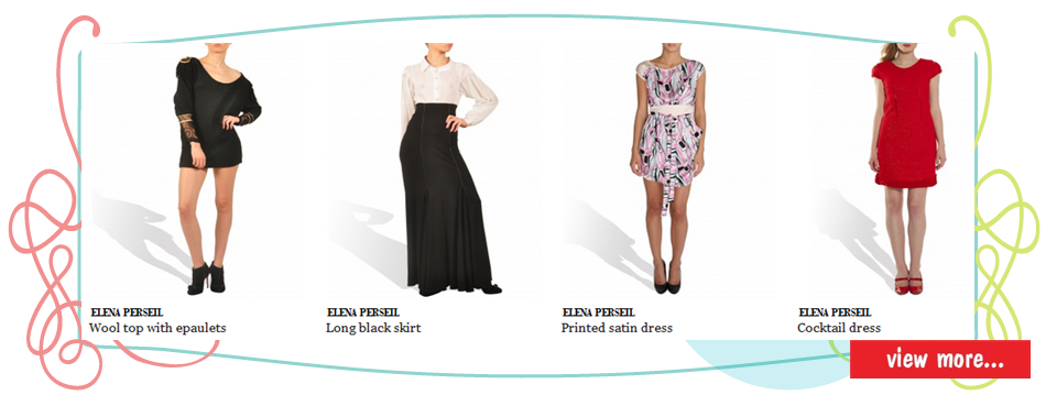 elena perseil collection