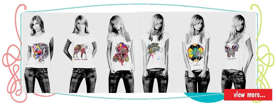 original and unique t-shirt